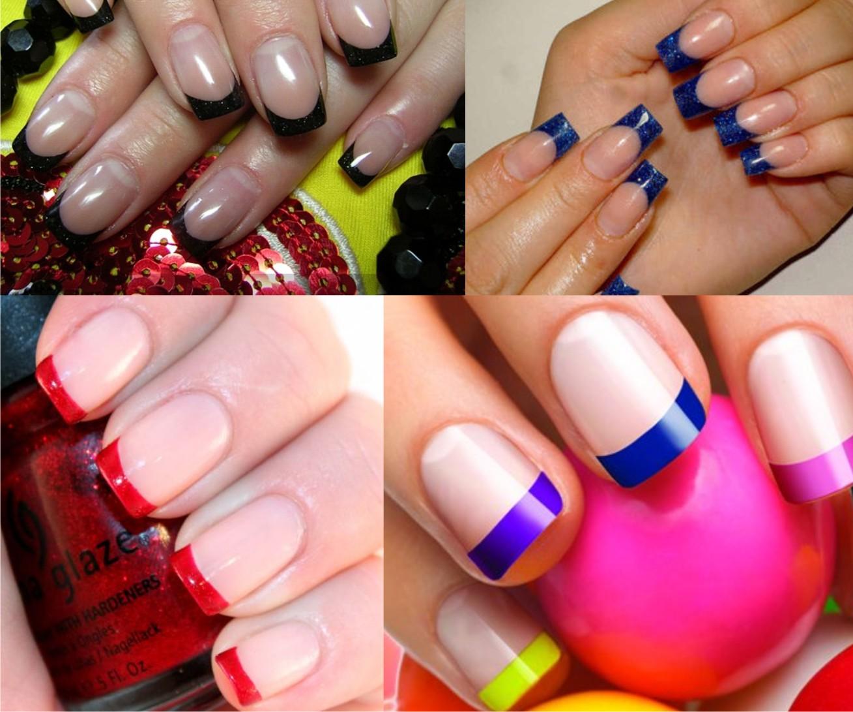 Pequeñas uñas cuadradas. ¿Qué tipo de diseño haces para las uñas ...